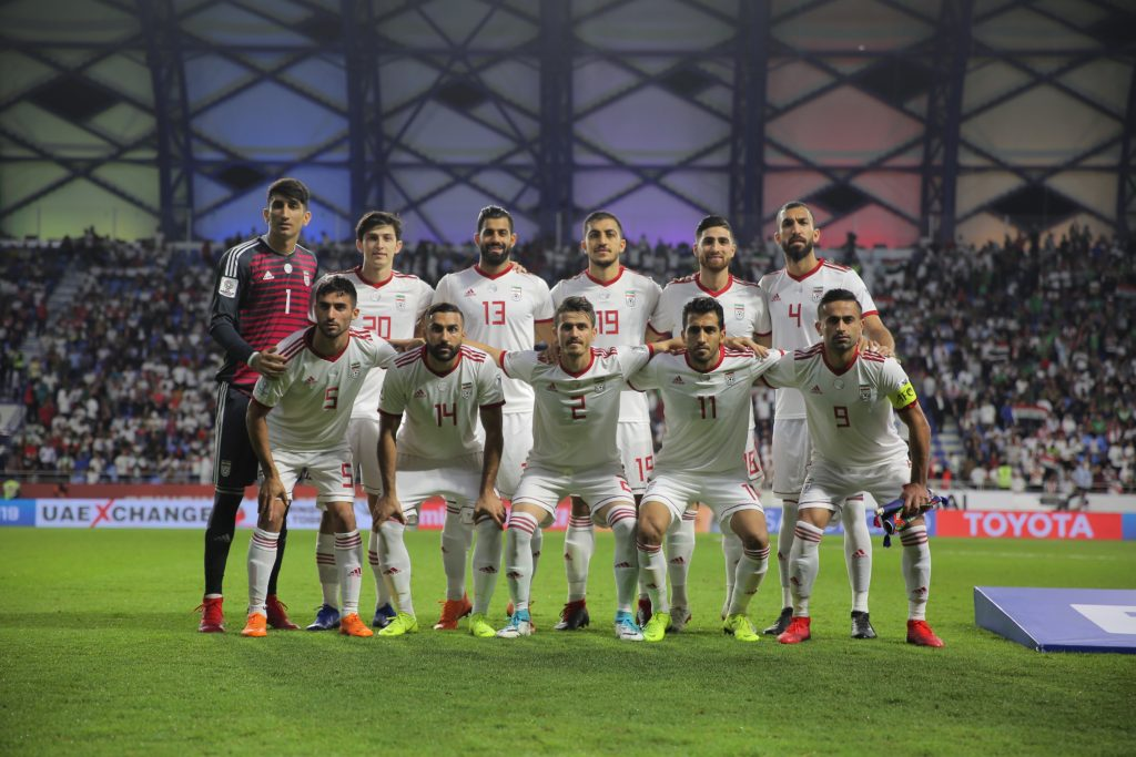TeamMelli – The home of National Football Team of Iran